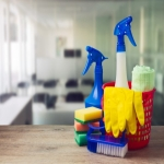 Professional Cleaning in Rhyd-yr-onen 1