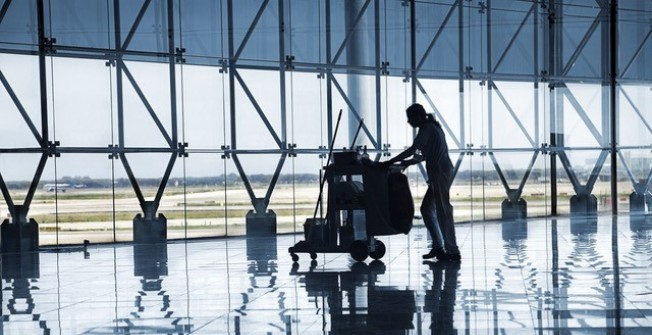 Airport and Aircraft Cleaners in Caerphilly