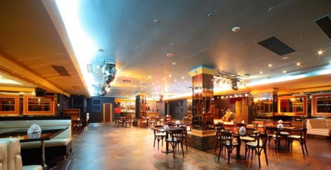 Bar Cleaning Services in Blackwall