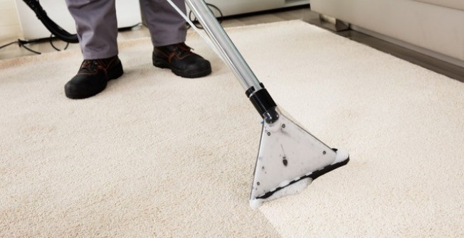Professional Carpet Cleans in Stirling