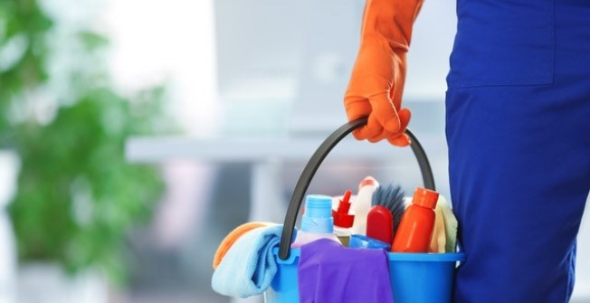 Domestic Cleaning Company in Auchendryne