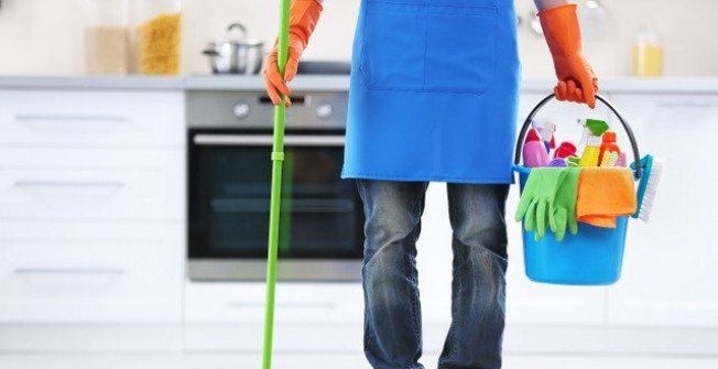 Flat Cleaning in Balgonar