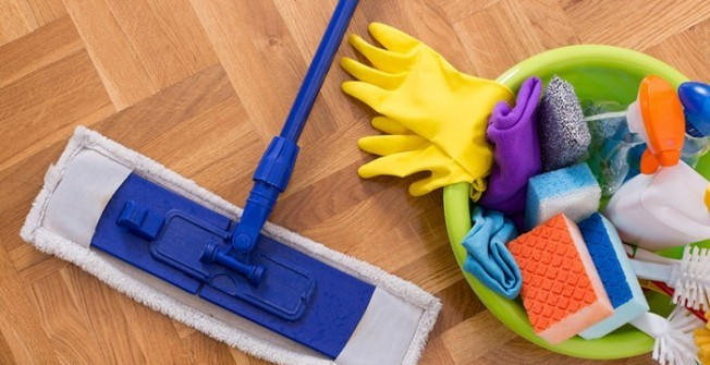 House Cleaners in Akenham