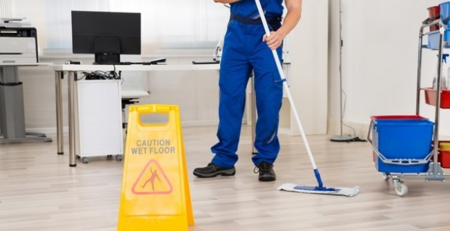 Office Building Cleaners in Brayton