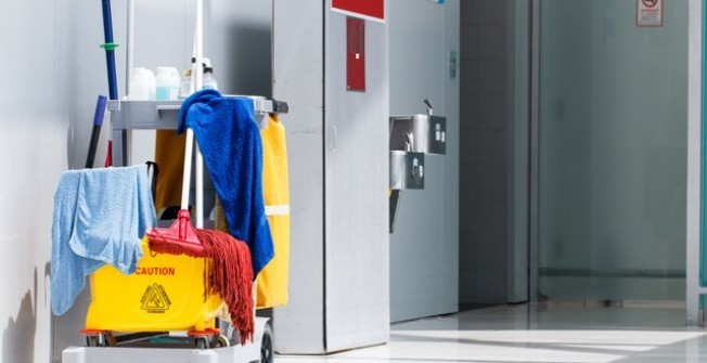 Commercial Cleaning Service in Achnahuaigh
