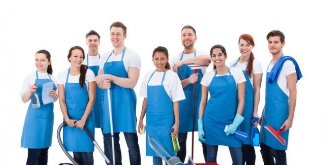 Meet the Team | Professional Cleaners UK | May 2020