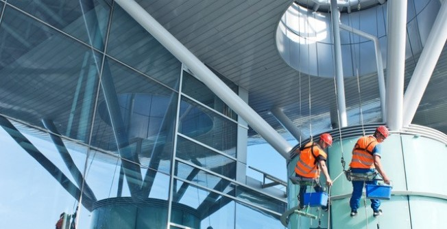 Glass Cleaning Service in Dumfries and Galloway